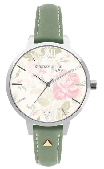 SUNDAY ROSE ALIVE VINTAGE FLOWER SUN-A01G