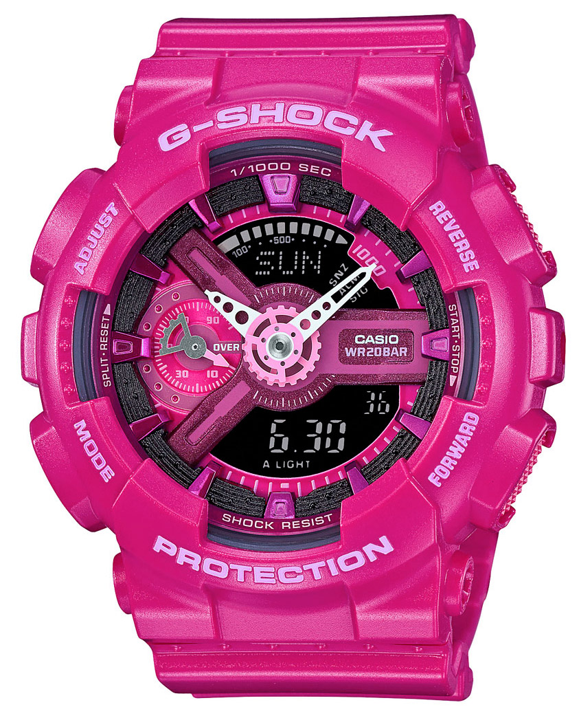 6d90ac1890a4 CASIO G-SHOCK G-SPECIALS GMA S110MP-4A3