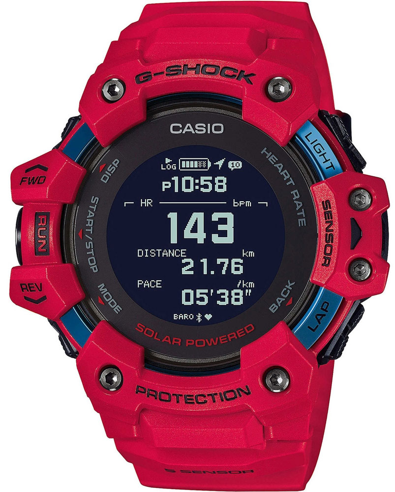 CASIO G-SHOCK G-SQUAD GBD-H1000-4ER
