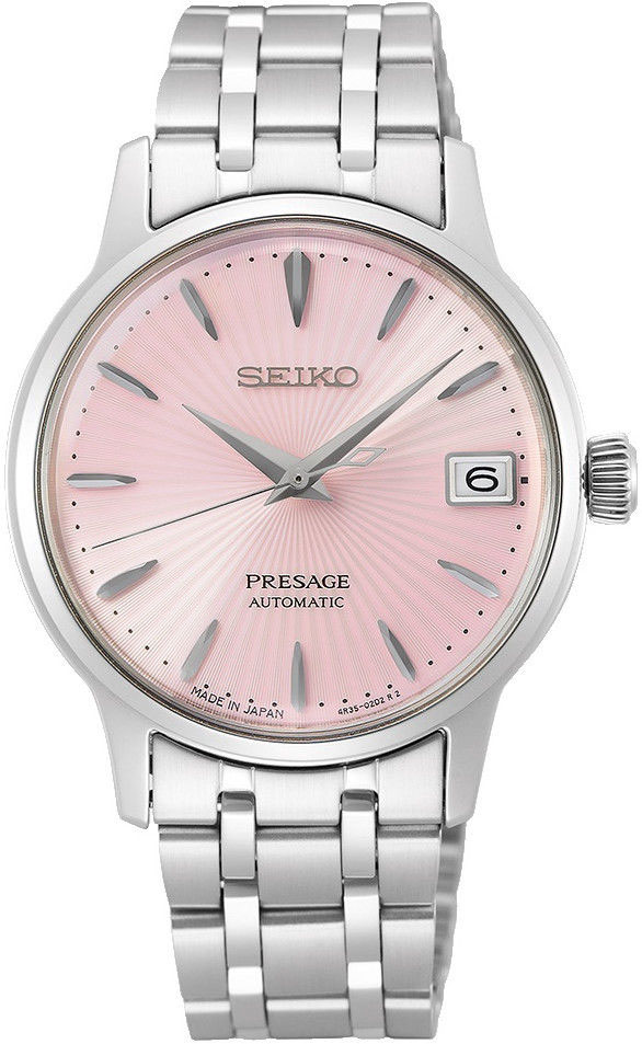 SEIKO PRESAGE AUTOMATIC SRP839J1 COCKTAIL TIME COSMOPOLITAN