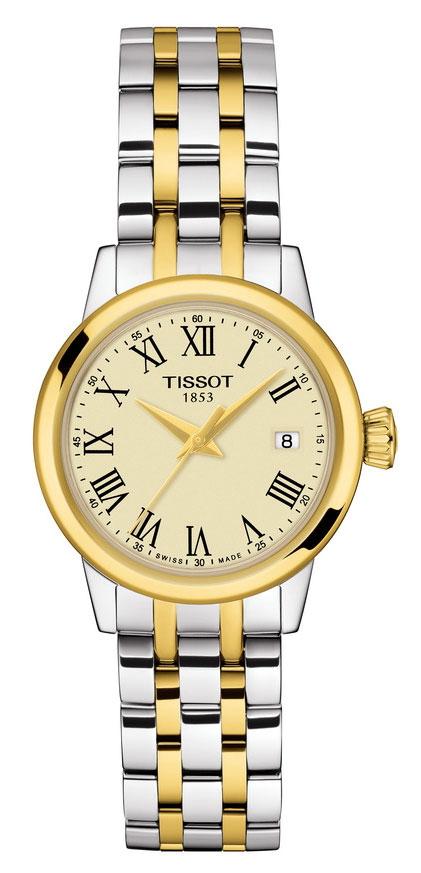 TISSOT CLASSIC DREAM LADY T129.210.22.263.00