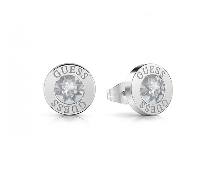 GUESS SHINY CRYSTALS EARRINGS UBE78094