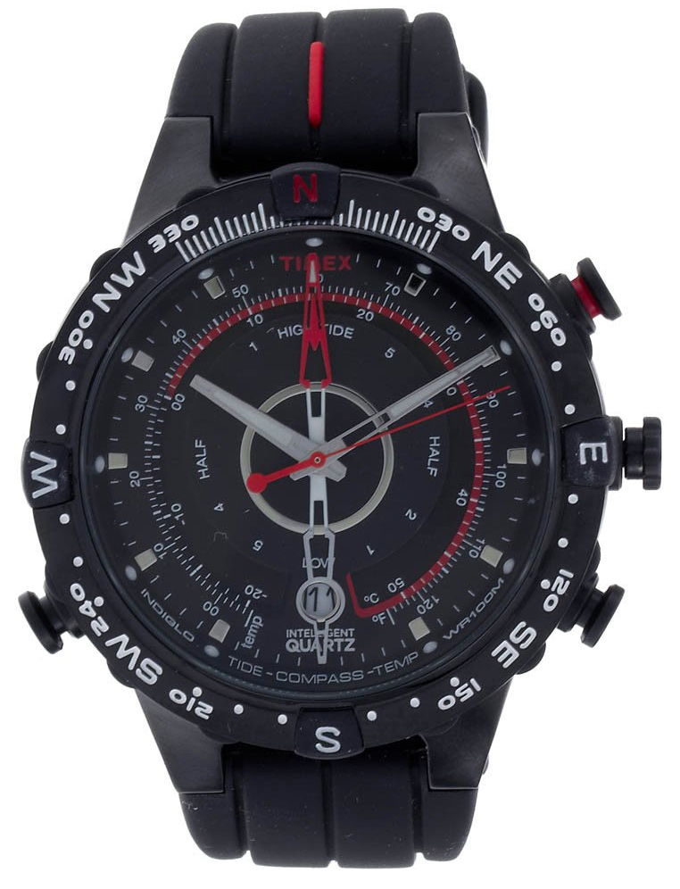 TIMEX Expedition E-Tide Temp Compass T2N720